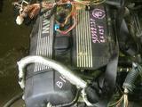 Двигатель на BMW m54b22 e46 за 200 000 тг. в Алматы