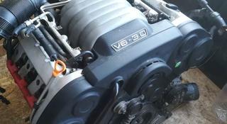 Контрактный двигатель ASN на Ауди а4 b6 объёмом 3.0 литра за 350 000 тг. в Нур-Султан (Астана)