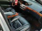 Mercedes-Benz S 55 2006 года за 5 700 000 тг. в Есик – фото 3