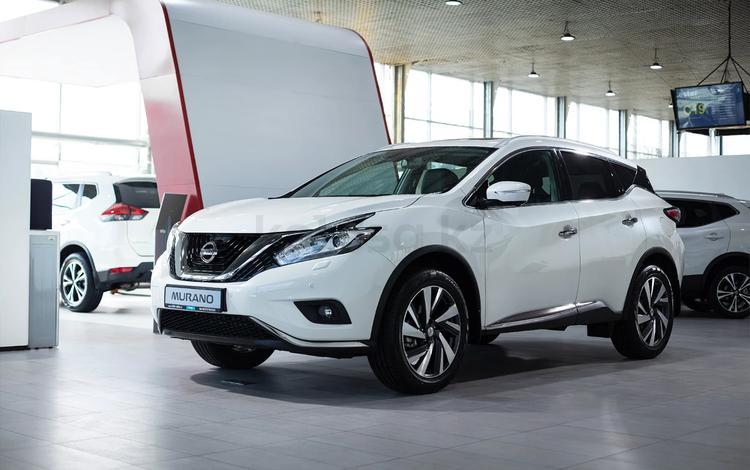 Nissan Murano Top+ 2021 года за 23 362 530 тг. в Алматы