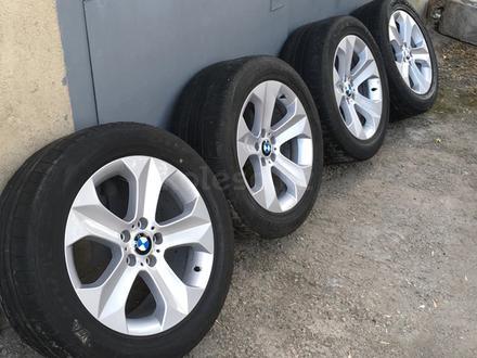 Шины с дисками BMW X6 за 220 000 тг. в Алматы – фото 2