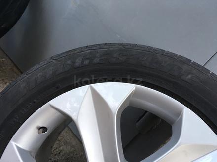 Шины с дисками BMW X6 за 220 000 тг. в Алматы – фото 7
