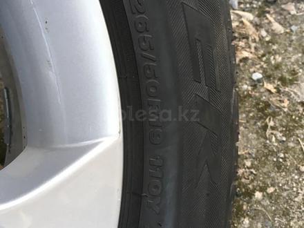 Шины с дисками BMW X6 за 220 000 тг. в Алматы – фото 8