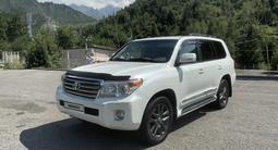 Toyota Land Cruiser 2012 года за 18 500 000 тг. в Алматы