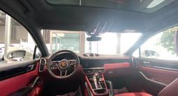 Porsche Cayenne Coupe 2020 года за 62 234 250 тг. в Алматы – фото 5
