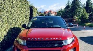 Land Rover Range Rover Evoque 2015 года за 14 999 999 тг. в Алматы