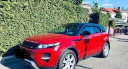 Land Rover Range Rover Evoque 2015 года за 14 999 999 тг. в Алматы – фото 2