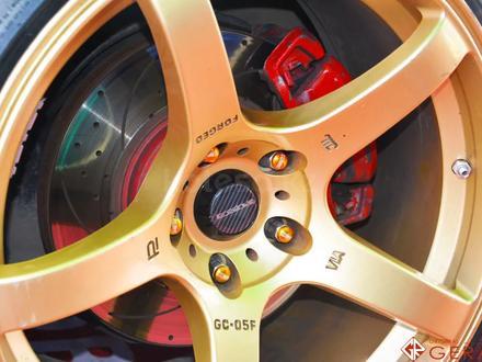 Перфорированные тормозные диски Gerat Original передние на BMW X1. E84 за 20 500 тг. в Алматы – фото 2