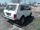 ВАЗ (Lada) 2121 Нива 2000 года за 1 700 000 тг. в Тараз – фото 4