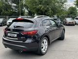 Infiniti QX70 2017 года за 18 500 000 тг. в Алматы – фото 3